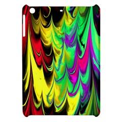 Fractal Marbled 14 Apple Ipad Mini Hardshell Case