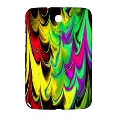 Fractal Marbled 14 Samsung Galaxy Note 8 0 N5100 Hardshell Case