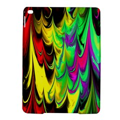Fractal Marbled 14 Ipad Air 2 Hardshell Cases