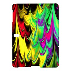 Fractal Marbled 14 Samsung Galaxy Tab S (10 5 ) Hardshell Case