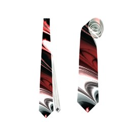 Fractal Marbled 8 Neckties (Two Side)