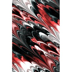 Fractal Marbled 8 5.5  x 8.5  Notebooks