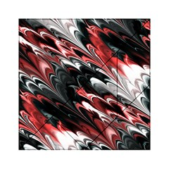 Fractal Marbled 8 Acrylic Tangram Puzzle (6  X 6 )