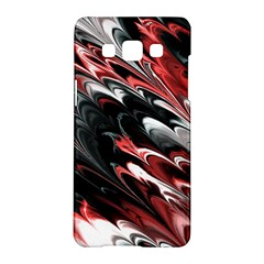 Fractal Marbled 8 Samsung Galaxy A5 Hardshell Case