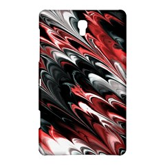 Fractal Marbled 8 Samsung Galaxy Tab S (8.4 ) Hardshell Case