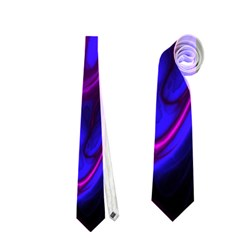 Fractal Marbled 13 Neckties (One Side)