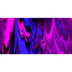 Fractal Marbled 13 YOU ARE INVITED 3D Greeting Card (8x4)