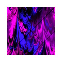 Fractal Marbled 13 Acrylic Tangram Puzzle (6  x 6 )