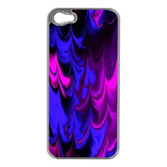 Fractal Marbled 13 Apple Iphone 5 Case (silver)