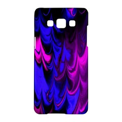 Fractal Marbled 13 Samsung Galaxy A5 Hardshell Case