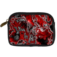 Fractal Marbled 07 Digital Camera Cases