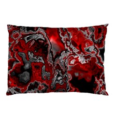 Fractal Marbled 07 Pillow Cases (two Sides)