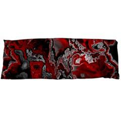 Fractal Marbled 07 Body Pillow Cases (Dakimakura)