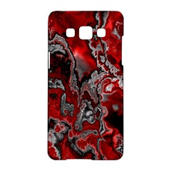 Fractal Marbled 07 Samsung Galaxy A5 Hardshell Case