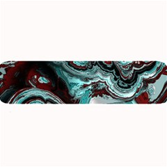 Fractal Marbled 05 Large Bar Mats