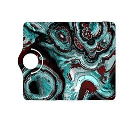 Fractal Marbled 05 Kindle Fire Hdx 8 9  Flip 360 Case
