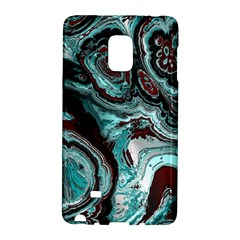 Fractal Marbled 05 Galaxy Note Edge