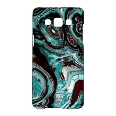 Fractal Marbled 05 Samsung Galaxy A5 Hardshell Case