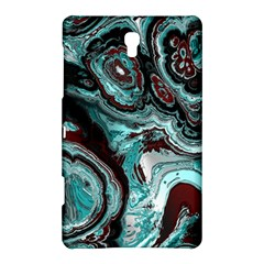 Fractal Marbled 05 Samsung Galaxy Tab S (8.4 ) Hardshell Case