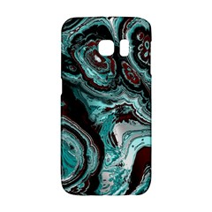 Fractal Marbled 05 Galaxy S6 Edge