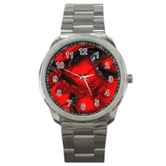 Abstract Art 11 Sport Metal Watches