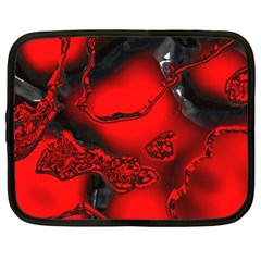 Abstract Art 11 Netbook Case (large)