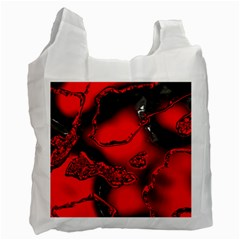 Abstract Art 11 Recycle Bag (two Side)