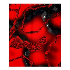 Abstract Art 11 Shower Curtain 60  X 72  (medium)