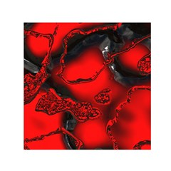 Abstract Art 11 Small Satin Scarf (square)