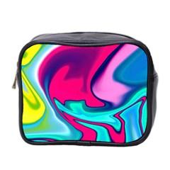 Fluid Art 22 Mini Toiletries Bag 2 Side