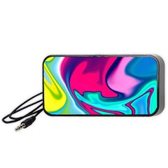 Fluid Art 22 Portable Speaker (Black)