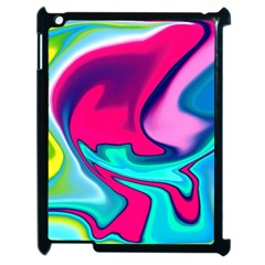 Fluid Art 22 Apple Ipad 2 Case (black)