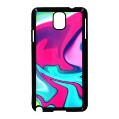 Fluid Art 22 Samsung Galaxy Note 3 Neo Hardshell Case (black)