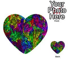 Liquid Plastic Multi Purpose Cards (heart)