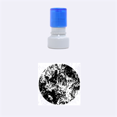 Liquid Plastic Rubber Round Stamps (small)