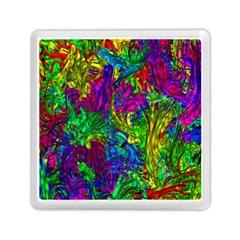 Liquid Plastic Memory Card Reader (Square)