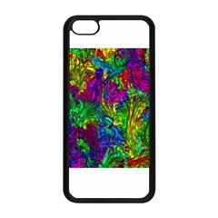 Liquid Plastic Apple Iphone 5c Seamless Case (black)