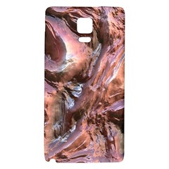 Wet Metal Structure Galaxy Note 4 Back Case