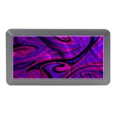 Wet Wallpaper, Pink Memory Card Reader (Mini)