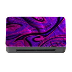 Wet Wallpaper, Pink Memory Card Reader With Cf