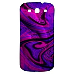 Wet Wallpaper, Pink Samsung Galaxy S3 S Iii Classic Hardshell Back Case