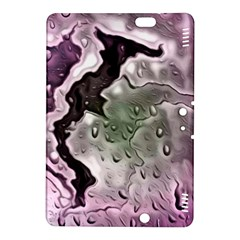 Wet Metal Pink Kindle Fire Hdx 8 9  Hardshell Case