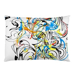 Abstract Fun Design Pillow Cases