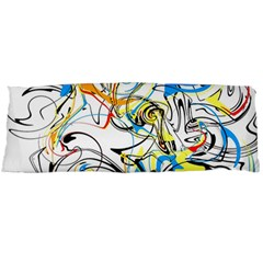 Abstract Fun Design Body Pillow Cases (dakimakura)