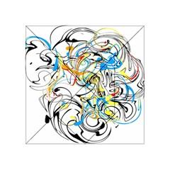 Abstract Fun Design Acrylic Tangram Puzzle (4  X 4 )