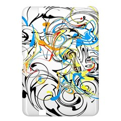 Abstract Fun Design Kindle Fire Hd 8 9