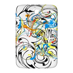 Abstract Fun Design Samsung Galaxy Note 8.0 N5100 Hardshell Case