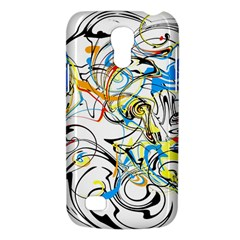 Abstract Fun Design Galaxy S4 Mini