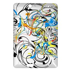 Abstract Fun Design Kindle Fire HD (2013) Hardshell Case