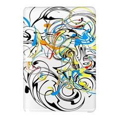 Abstract Fun Design Samsung Galaxy Tab Pro 10 1 Hardshell Case